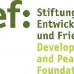 Stiftung Entwicklung und Frieden (sef:)